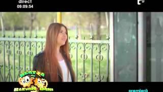 """Videoclip în premieră! Lidia Buble feat. Adi Sîna - """"Noi simţim la fel"""" - Neatza cu Razvan si Dani"""