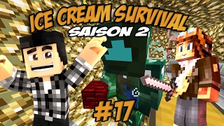 SUIS-JE MAUDIT ?! - Ice cream survival s2 #17