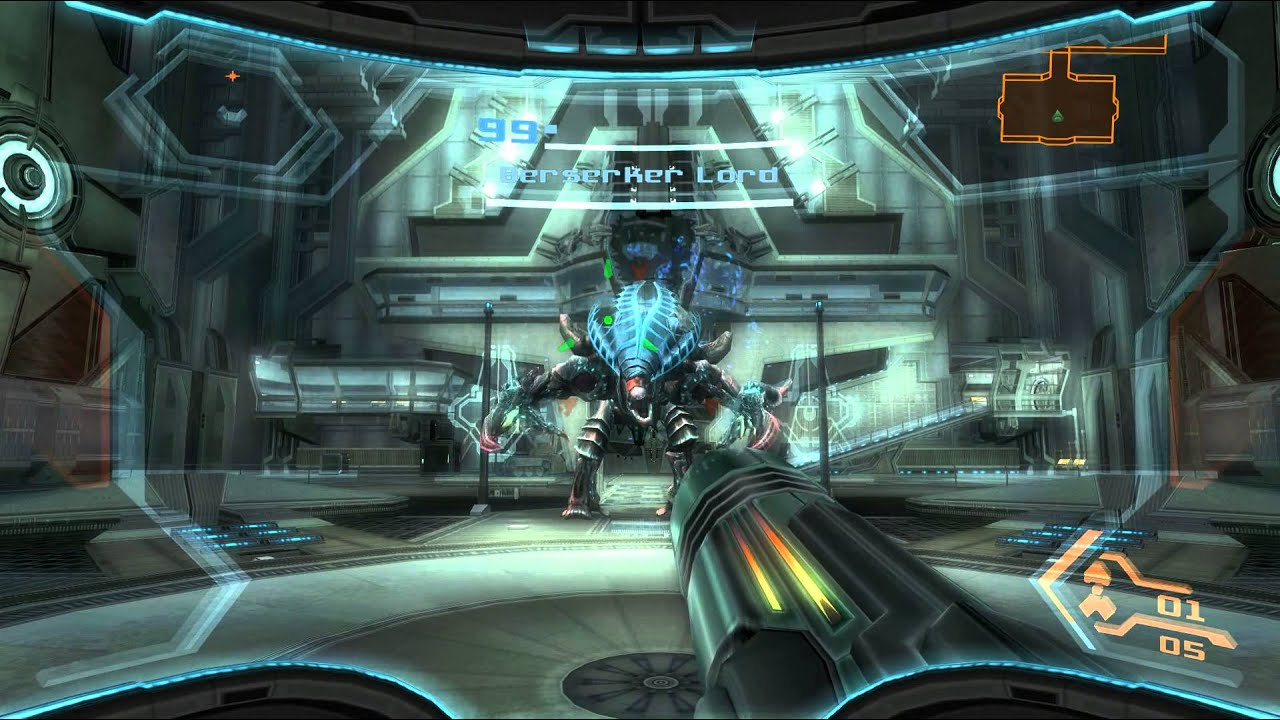 metroid prime 3 in 1080p on dolphin emulator dx11 youtube