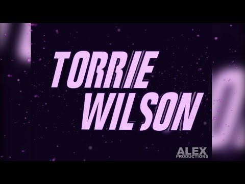 Torrie Wilson Custom Entrance Video (Titantron)