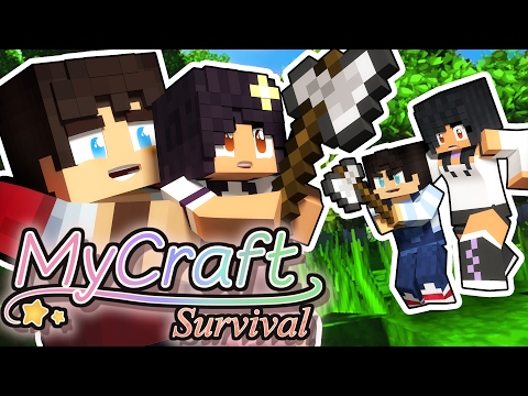 Baby Survival GONE WRONG | MyCraft Family Minecraft Survival [Ep.2]