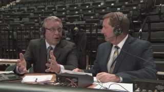 Midco Sports Net Postgame Wrap 11-17-13 UND women