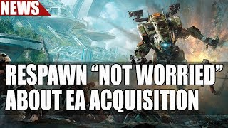 "Respawn ""Not Worried"" About EA Acquisition, Says Vince Zampella"