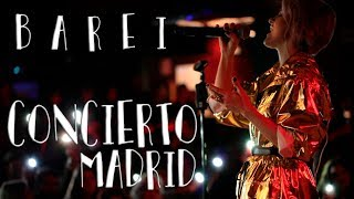 CONCIERTO EN MADRID - Barei