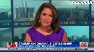 Trump vs. CNN on the Birth Certificate thumbnail