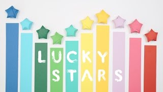 How to Make Cute Lucky Stars