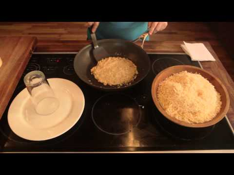 How to Make Parmesan Baskets
