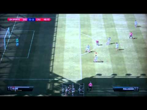 Fifa 12 Manager Mode Crawley Playthrough Part 468 - Sheffield United v Crawley