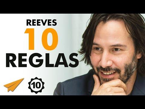 Utiliza tu EXPERIENCIA de VIDA | Keanu Reeves en Español: 10 Reglas para el éxito