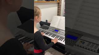 Alexis plays The Sky Boat Song