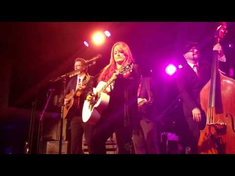 Grandpa -Wynonna at Blue Ocean Music Hall, Salisbury, MA 3/11/16