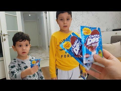 حبيبة والحلوى الشهية !!!