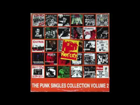 V.A - The Punk Singles Collection - Riot City Vol 2 (Full Album)