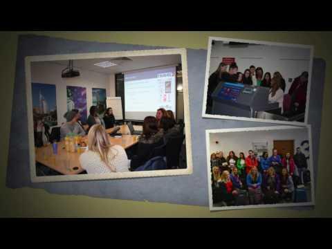 South Lanarkshire College Travel & Tourism Promo HD 720p