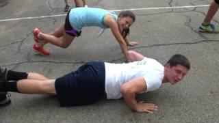 Marathon Training Day 7: 5k