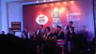 Shillong Chamber Choir - Khasi Traditional Song