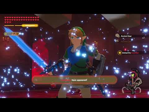 Hyrule Warriors Age Of Calamity Blood Moon Chapter 5 Calamity Strikes Very Hard Youtube