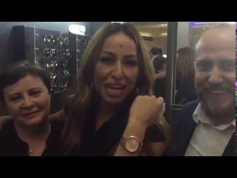 75203af3870 Lançamento Relógios EURO com Sabrina Sato - YouTube