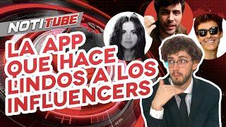 NOTITUBE #3: La aplicación que hace mas lindos a los influencers | Hecatombe!