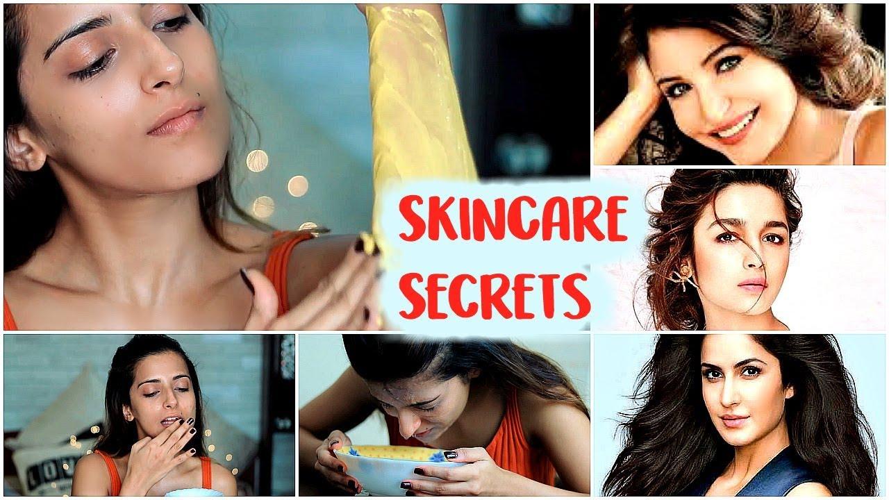 Bollywood Celebrities Beauty Secrets To Get Glowing Skin Celebrity