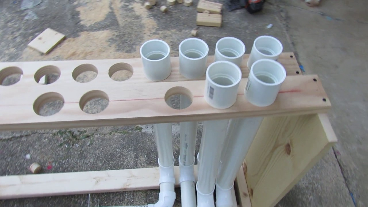Build A Tubulum Pvc Pipe Percussion Instrument Diy How To Make