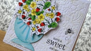 Simply Cards & Papercraft 163 (SC&P163) - Life is Sweet