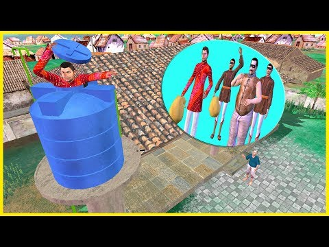 पानी की टंकी Water Tank Funny Video हिंदी कहानियां Hindi Kahaniya Bedtime Moral Stories Fairy Tales