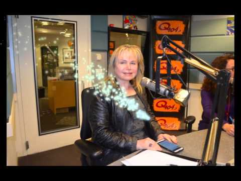 Hillary Clinton Woman President - Dr. Frieda Birnbaum on Radio