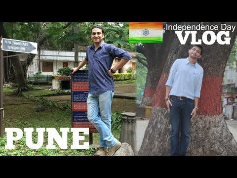 Pune Travel Vlog || Independence Day Outing