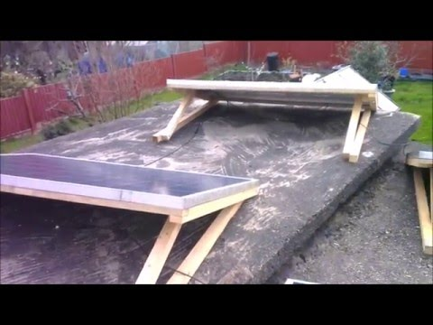 My DIY offgrid home solar power station – UK – PART 1