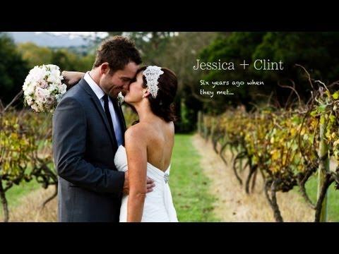 Garden Wedding Highlights Video, Sydney. Australia 2012 | Wedding Video Sydney