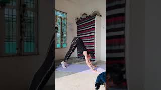 #shorts Yoga Challenge/yoga Challenge Girls/sexy Teen Yoga Challenge/Dr. EktaYadav
