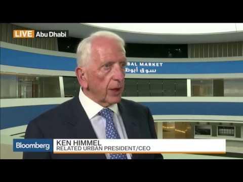 BLOOMBERG 3-8-17 Ken Himmel: Related Urban CEO Says Mixed Use Key to Project Successes