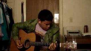 Kanye West - Homecoming (acoustic cover)
