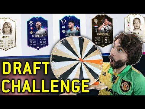 KOLO SREĆE DRAFT CHALLENGE! FIFA 19