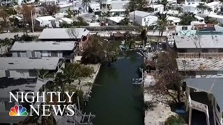 Misery In Paradise: Florida Keys A Ghost Town After Hurricane Irma | NBC Nightly News