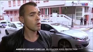 VAR - UN POLICIER AGRESSE DEVANT CHEZ LUI !