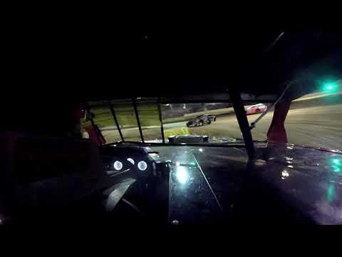 In Car Cam of Owen Steinkoenig at Highland Speedway 8-17-19