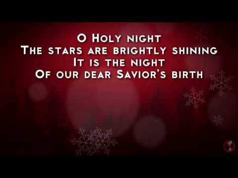 Pentatonix  O Holy Night HD Lyrics
