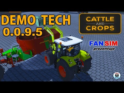 CATTLE AND CROPS DEMO TECH 0.0.9.5