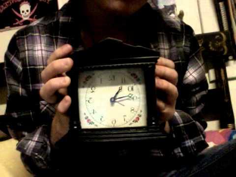 Stephen Fry Alarm Clock