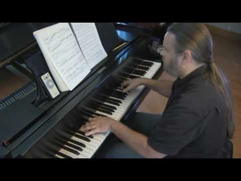 """TUTORIAL: Beethoven's """"Moonlight"""" (3rd movt.) at Five Progressively Increasing Tempos"""