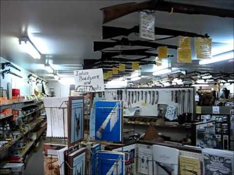 Dixon's Muzzleloading Shop Kunkels Mill Road, Kempton, PA