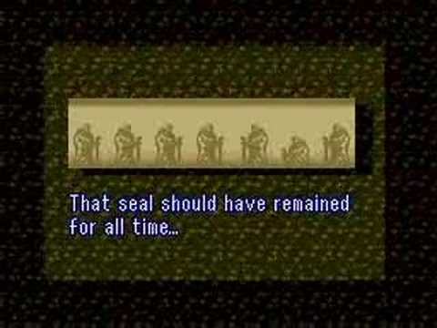 The Legend Of Zelda: Link to the Past - Intro