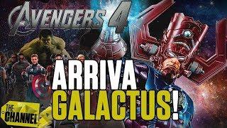 Avengers 4: Il Nuovo Nemico Sarà più Pericoloso di Thanos?