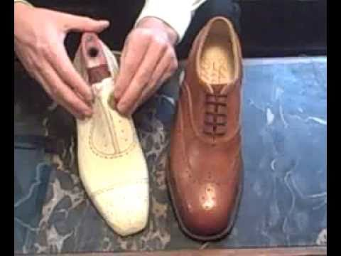 How to make a Shoe by Hand, Part 1 Intro and Patternmaking
