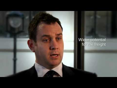 UK Big Box logistics: growth of the intermodal transport market
