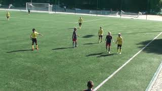 1 ФК Атлет U13  Киев -  ФК Юниор Спорт U13  Киев (10+1) 6.09.2020