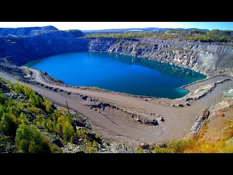 Région Thetford Mines Et Environs Du Haut Des Airs