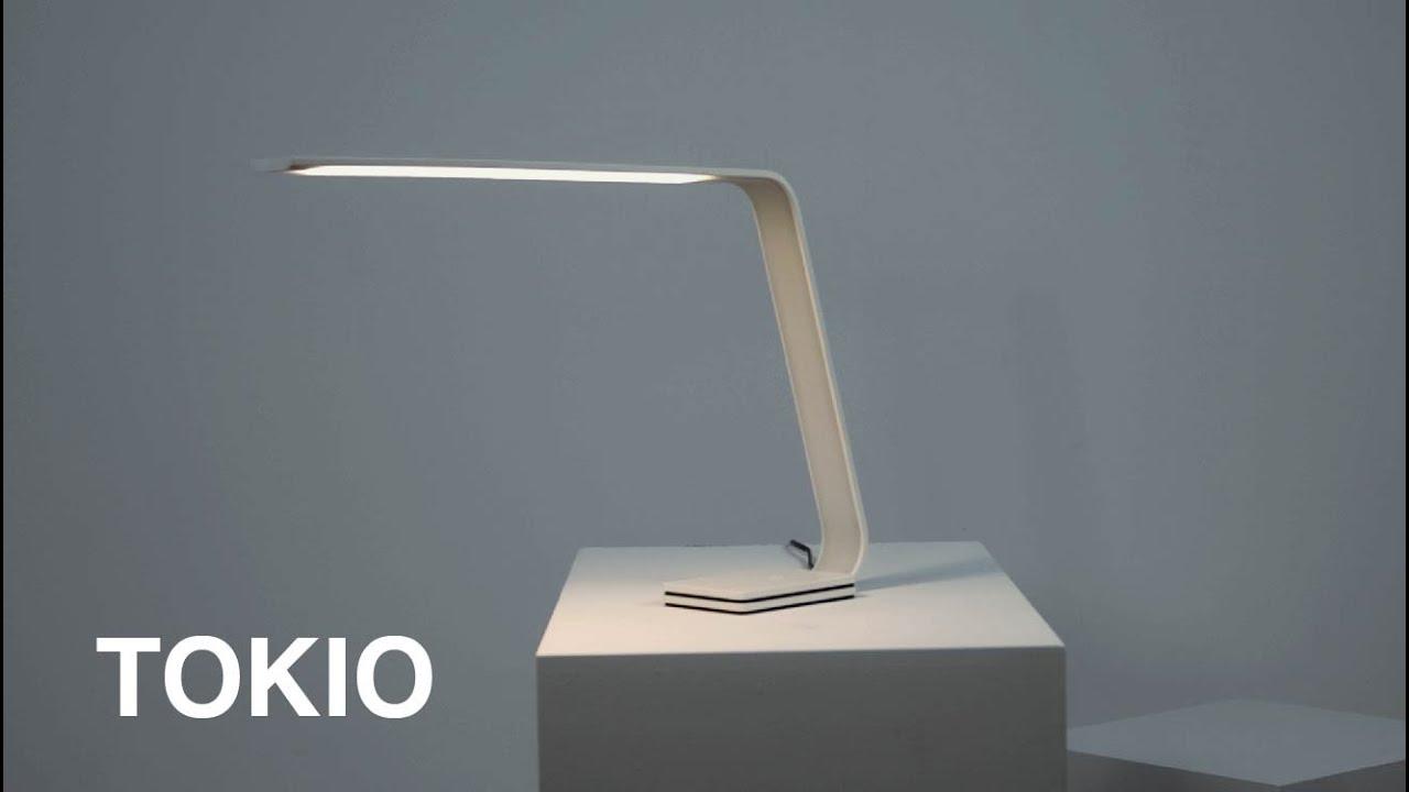 Lámpara de escritorio Tokio - iMdi iluminación.